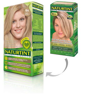 Naturtint Permanent Hair Colourants - 9N Honey Blonde