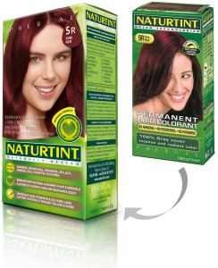 Naturtint Permanent Hair Colourants - 5R Fire Red (Formerly 9R)