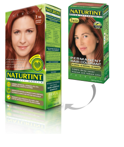Naturtint Permanent Hair Colourants - 7.46 Arizona Copper