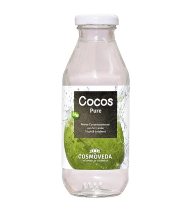 Organic Coconut Water Pure 360ml