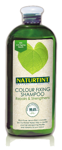 Naturtint Colour Fixing Shampoo - 400ml